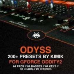 ODYSS - Kimik - GForce Oddity Essential Soundbank