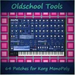 Korg MonoPoly - Oldschool Tools