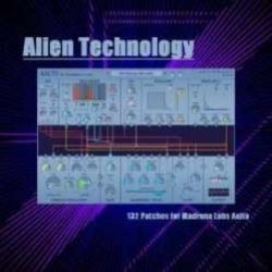 Xenos Soundworks - Aalto - Alien Technology - Soundbank