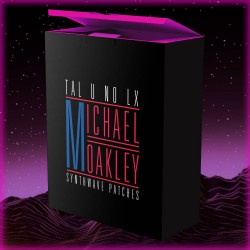 Michael Oakley Synthwave TAL U NO LX Soundbank