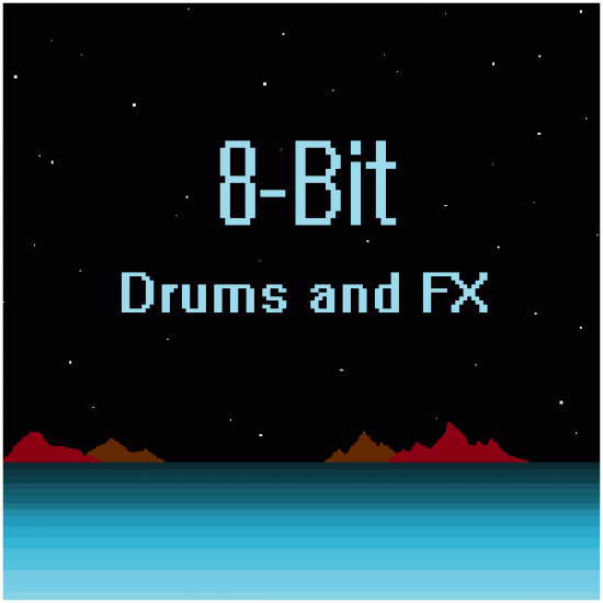 8-Bit Drums and FX - Xenos Soundworks
