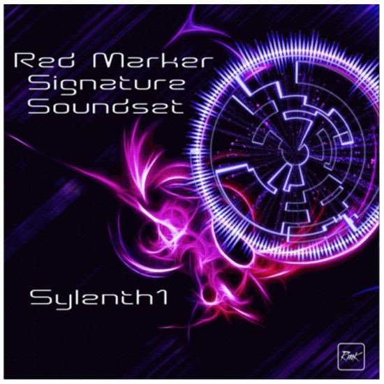 Red marker - Signature Soundset - Sylenth1