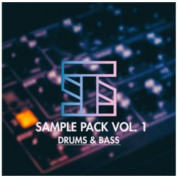 Stilz Sample Pack Vol. 1 Drums & Bass