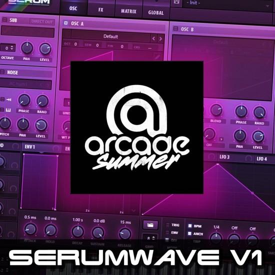 Arcade Summer - Serumwave1