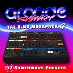Arcade Summer - TAL U-NO-LX Megapack Volume 4