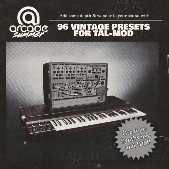 TAL-Mod 96 Vintage presets