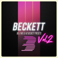 Beckett - Tal U No LX - 42 Presets Vol.2