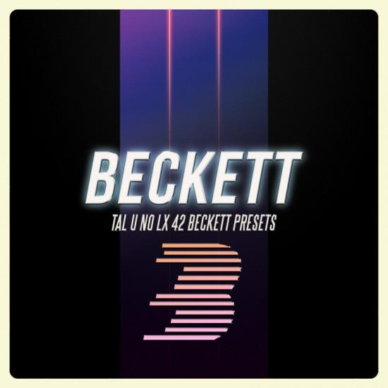 Beckett - Tal U No LX - 42 Presets