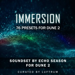 Immersion for DUNE 2
