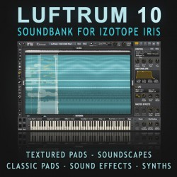 Luftrum 10 - Iris 1 & 2