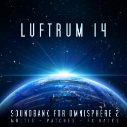 Luftrum 14 - For Omnisphere 2