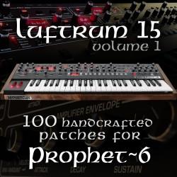 Luftrum 15 - for DSI Prophet-6