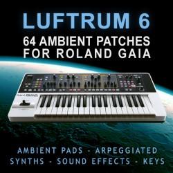 Luftrum 6 - Roland GAIA