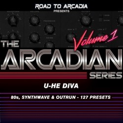 The Arcadian Series vol1 for DIVA
