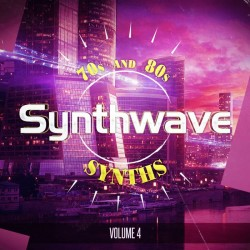 '70s and 80s Synths Volume 4: Synthwave' for NI Massive