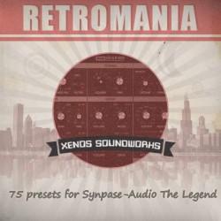 'RetroMania' for Synapse-Audio Legend VST and Legend RE (Reason)